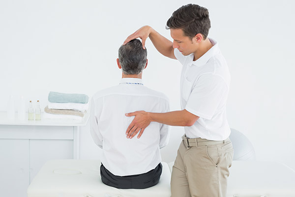 Chiropractic Adjustments For The Neck